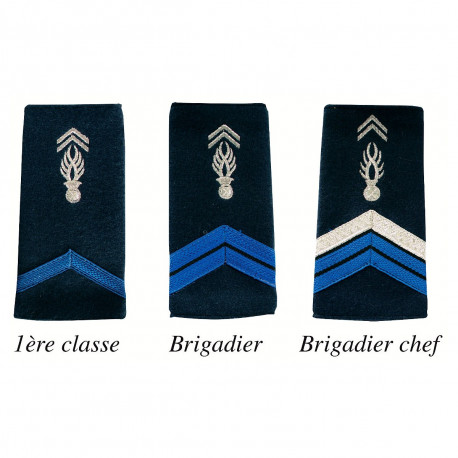 FOURREAUX GENDARME ADJOINT BRODE