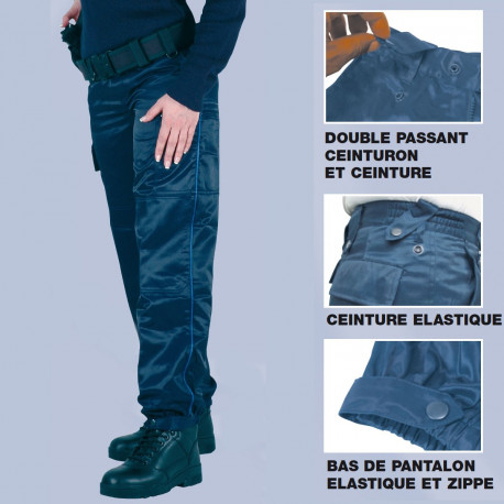 PANTALON D'INTERVENTION POLICE MUNICIPALE