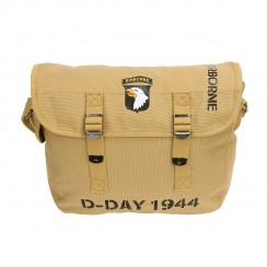 Sac en toile: 101st Airborne D-Day