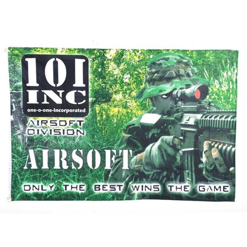 Grand drapeau airsoft