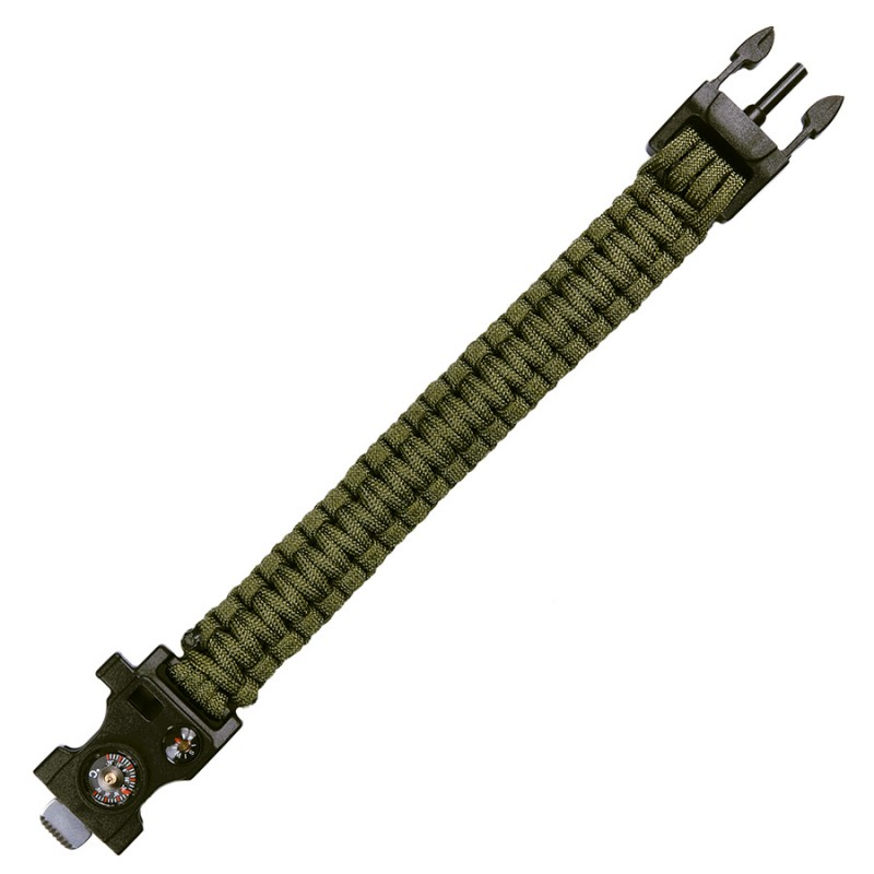 Paracord survival combi buckle 9 inch JYFPB02
