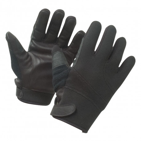 GANTS ANTI COUPURES INTEMPERIES NOIRS