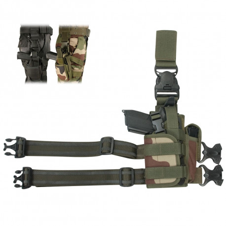 HOLSTER TACTICAL DE CUISSE
