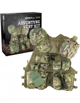 KIDS ADVENTURE VEST SET - BTP