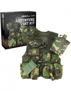 KIDS ADVENTURE VEST SET - DPM