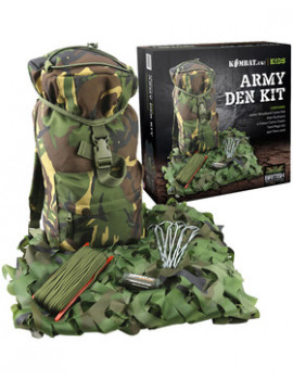 KIDS ARMY DEN KIT