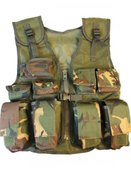 KIDS ASSAULT VEST-DPM