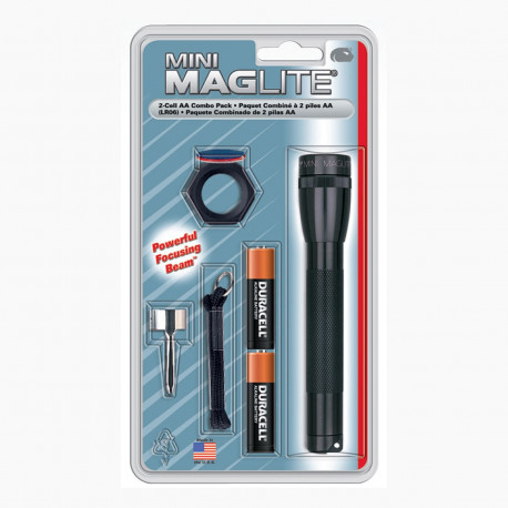 LAMPE MAGLITE COMBO PACK