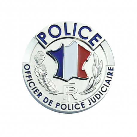 MEDAILLES POLICE NATIONALE OU MUNICIPALE