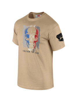 TEE-SHIRT FRENCH FOR EVER SABLE