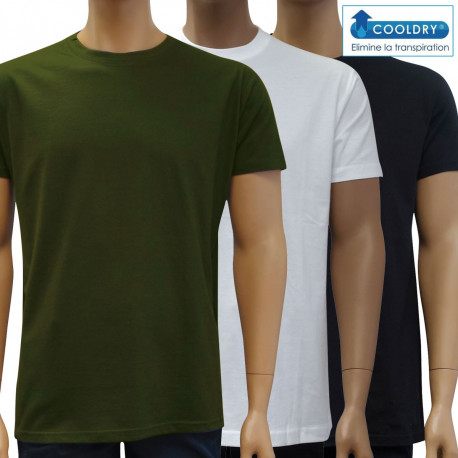 TSHIRT MC COOLDRY